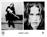 Jonny Lang Promo Print