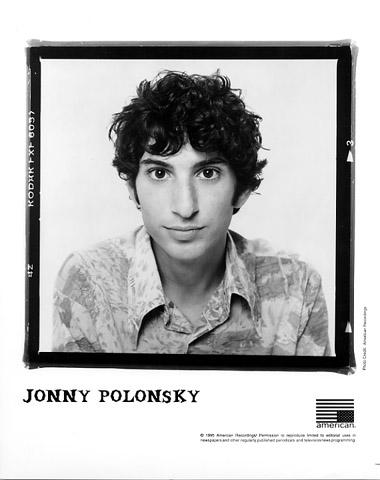 Jonny Polonsky Promo Print