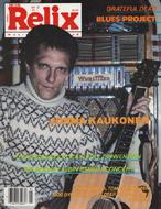 Jorma Kaukonen Magazine