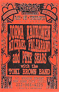 Jorma Kaukonen Poster