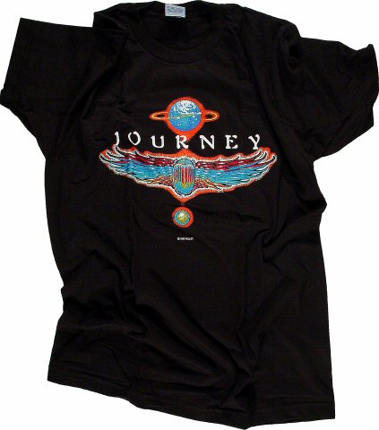 JourneyWomen's Retro T-Shirt
