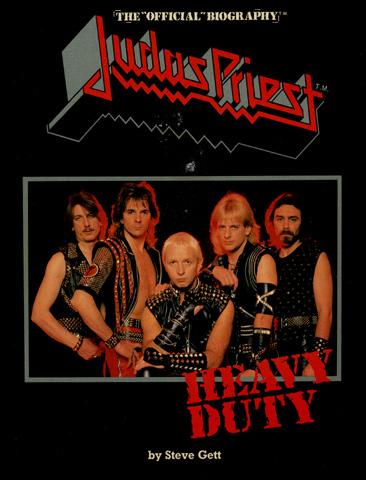 Judas Priest Heavy Duty