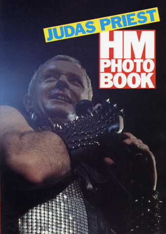 Judas Priest HM Photo Book