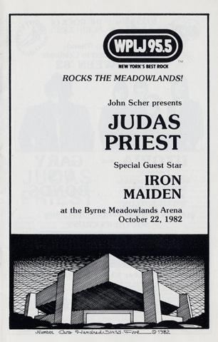 Judas PriestProgram
