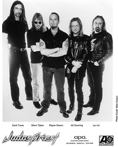 Judas PriestPromo Print