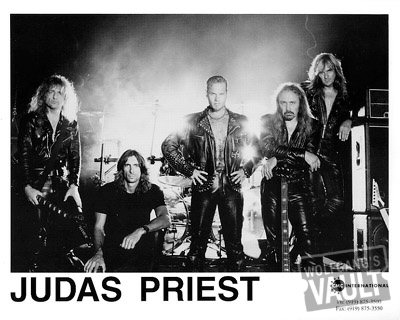 Judas PriestPromo Print