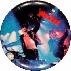 Judas PriestVintage Pin