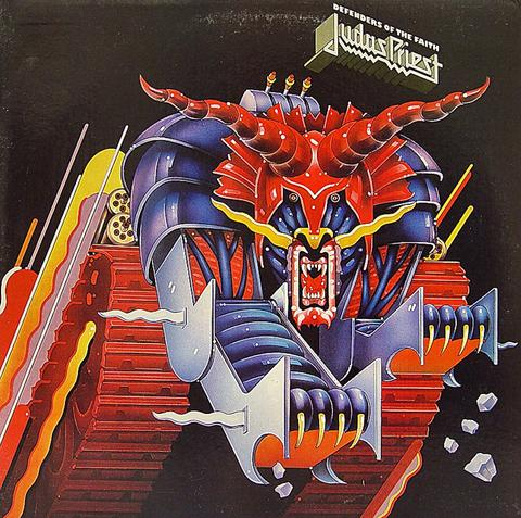 "Judas Priest Vinyl 12"" (Used)"