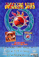 Juggling Suns Poster