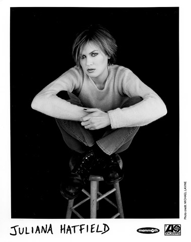 Juliana Hatfield Promo Print