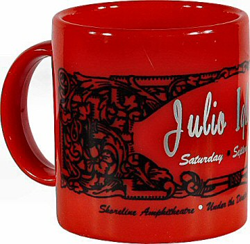 Julio IglesiasVintage Mug