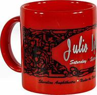 Julio Iglesias Vintage Mug