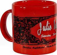 Julio Iglesias Vintage Mug