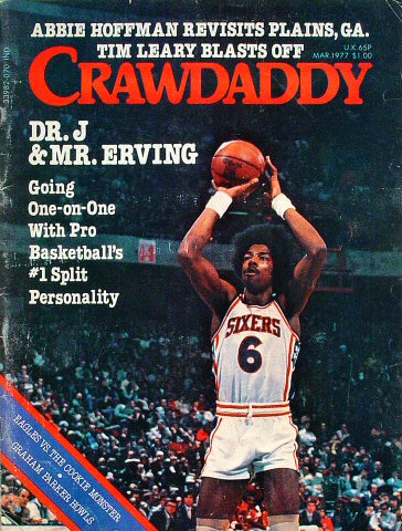 Julius Erving Crawdaddy Magazine