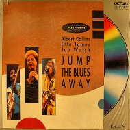 "Jump The Blues Away Vinyl 12"" (Used)"