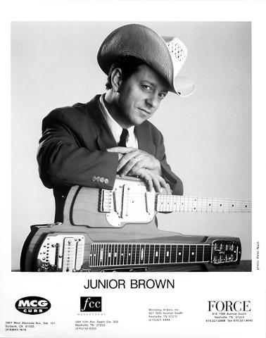 Junior BrownPromo Print