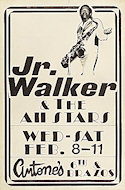 Junior Walker &amp; the All-Stars Poster