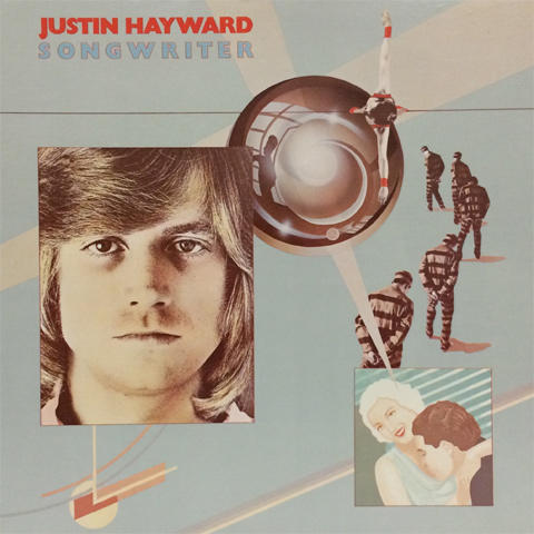 Justin Hayward Vinyl (Used)