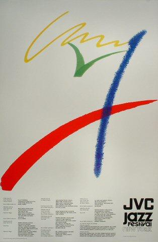 JVC Jazz Festival New York Poster