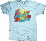 K.C. and the Sunshine Band Women's Retro T-Shirt