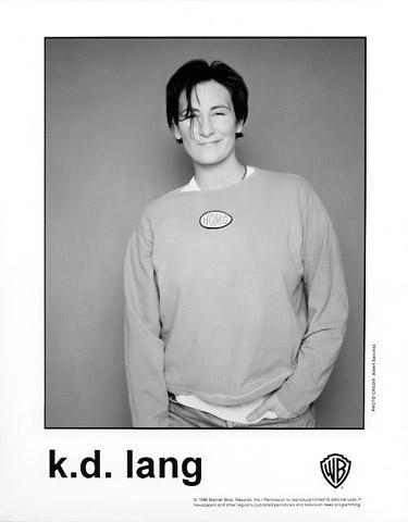 k.d. langPromo Print