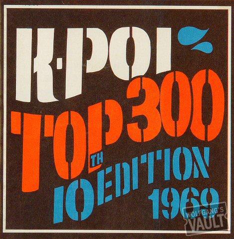 K-POI Top 300 10th EditionProgram