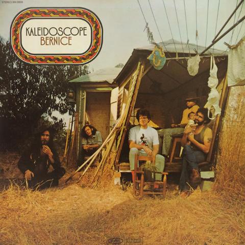 Kaleidoscope Vinyl (Used)