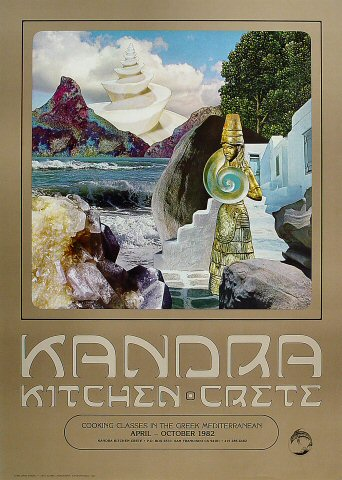 Kandra Kitchen Poster