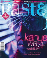Kanye West Paste Magazine