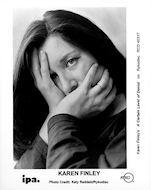 Karen Finley Promo Print