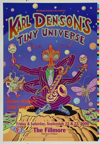 Karl Denson's Tiny Universe Proof