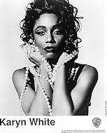 Karyn White Promo Print