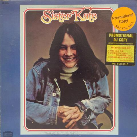 Kate Taylor Vinyl (Used)