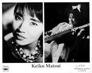 Keiko Matsui Promo Print