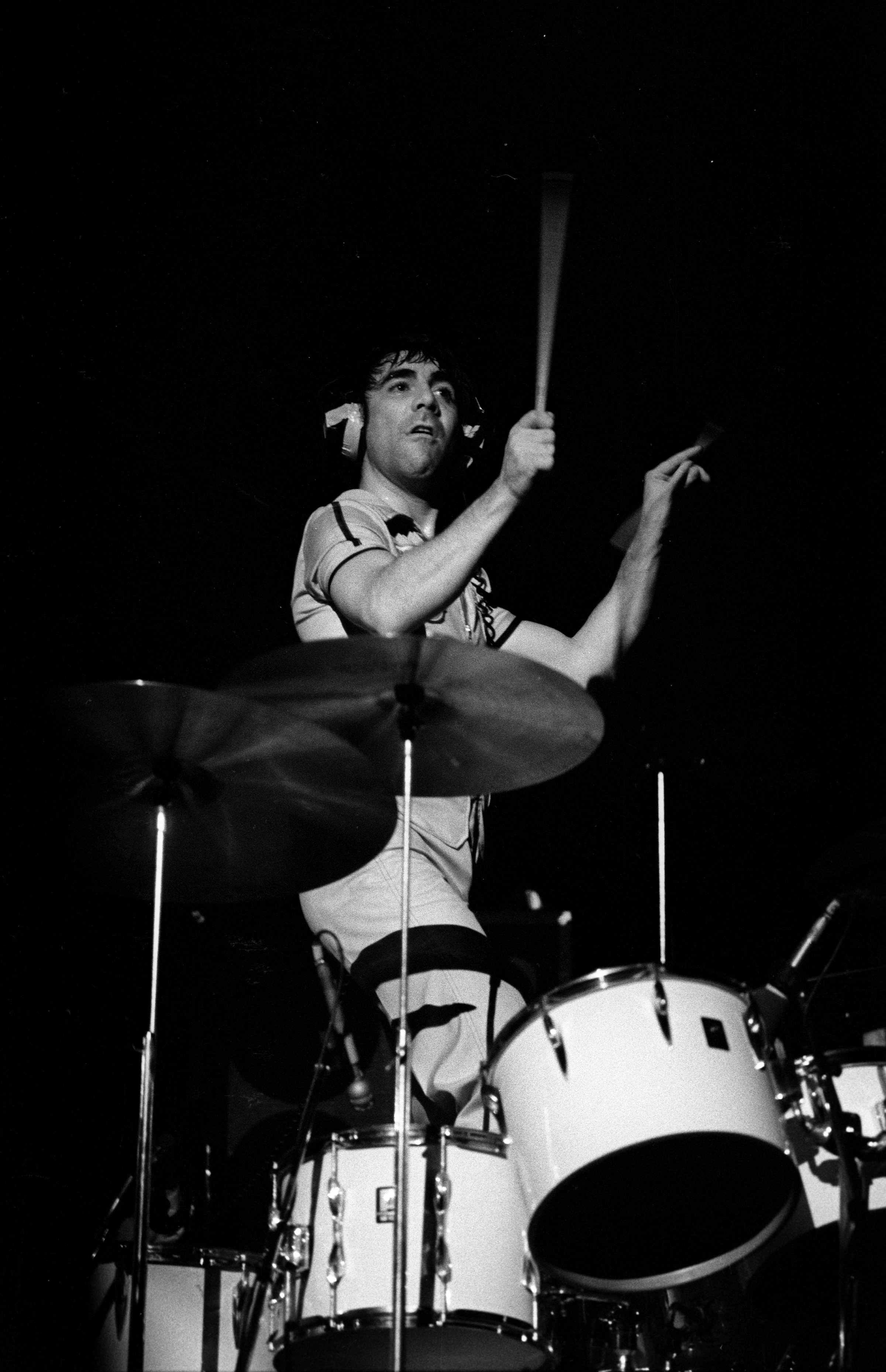 Keith Moon Fine Art Print