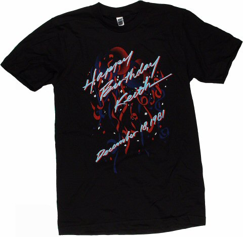 Keith Richards Men's Retro T-Shirt