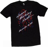 Keith Richards Men's T-Shirt