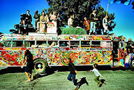 Ken Kesey's Bus Fine Art Print