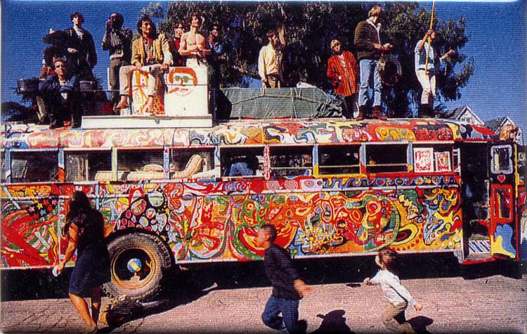 Ken Kesey's BusMagnet