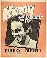 Kenny and the Kasuals Poster