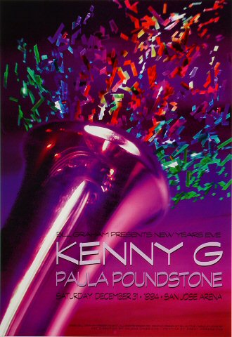 Kenny GPoster