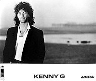 Kenny G Promo Print