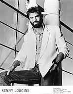 Kenny Loggins Promo Print