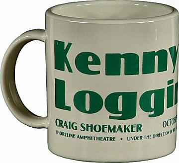 Kenny LogginsVintage Mug
