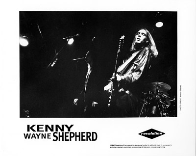 Kenny Wayne ShepherdPromo Print