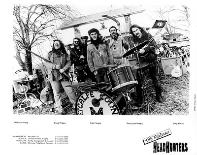 Kentucky Headhunters Promo Print