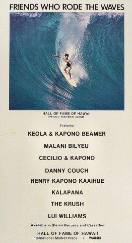 Keola and Kapono BeamerPoster