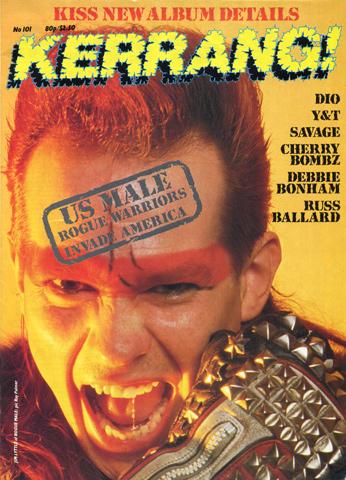 Kerrang! Issue 101