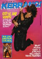 Kerrang! Issue 213 Magazine