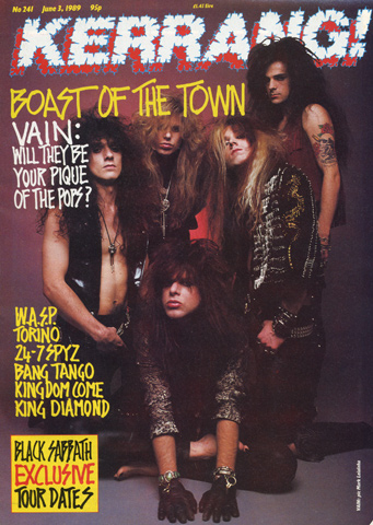 Kerrang! Issue 241